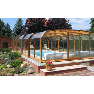 Swimming Pool Patio Enclosures Decorating For Garden