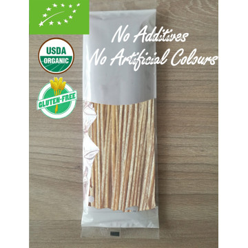 Natural Organic Soybean Pasta