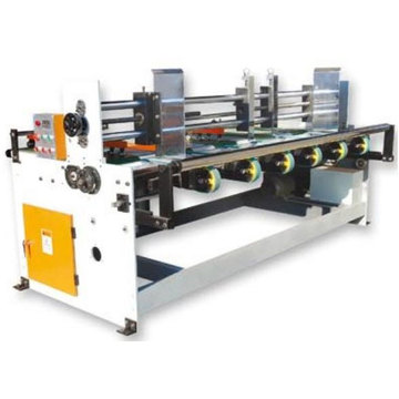 Automatic lead edge feeding machine