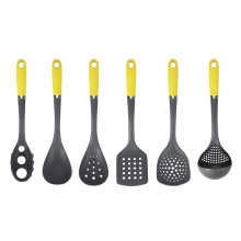 TPR Handle Colorful Nylon Kitchen Tools