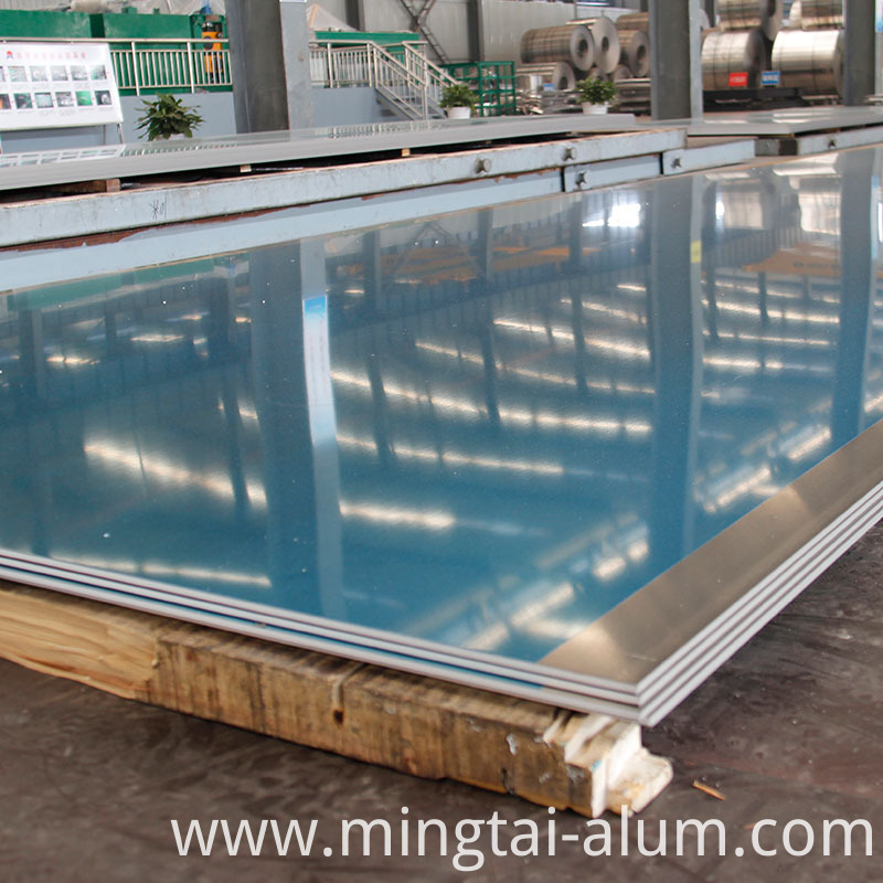 aluminum sheet roofing materials manufacturer and supplier