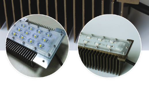 Intelligent Automatic Dimming System LED Module