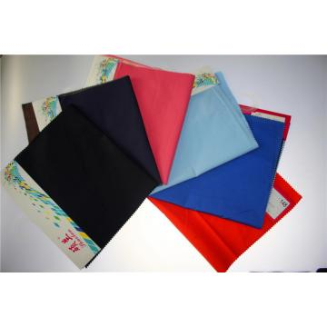 Hot selling polyester cotton fabric dyed fabric