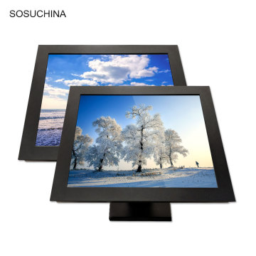 Industrial touch screen 10.4 inch lcd monitor