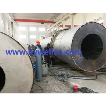 Rotary Drum Drying/ Dry/ Drier/ Dryer Machinery