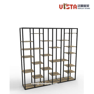Store Fixture Metal Wall Displays