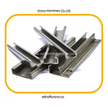 Steel U Channel Track