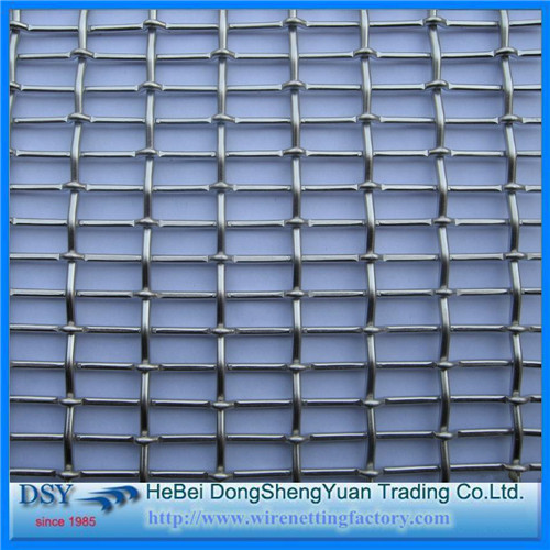 cirmped mesh wire low price