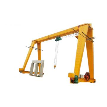 Electric 20T Single Beam Gantry Crane Price