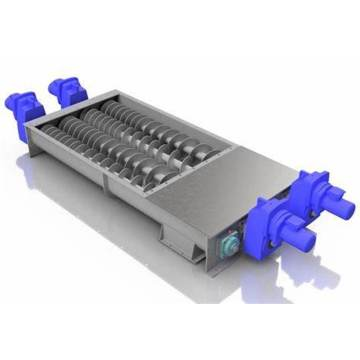 Live Bottom Screw Conveyor Machine