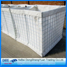 Factory source for Galvanizing Hesco Barrier military sand wall hesco barriers for sale export to Cyprus Importers