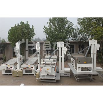 Cleaning Peelling Hulling Awning Processing Machine