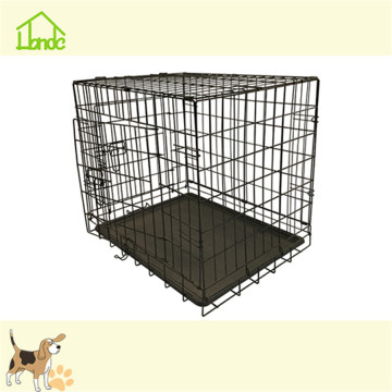 High quality metal folding dog cages