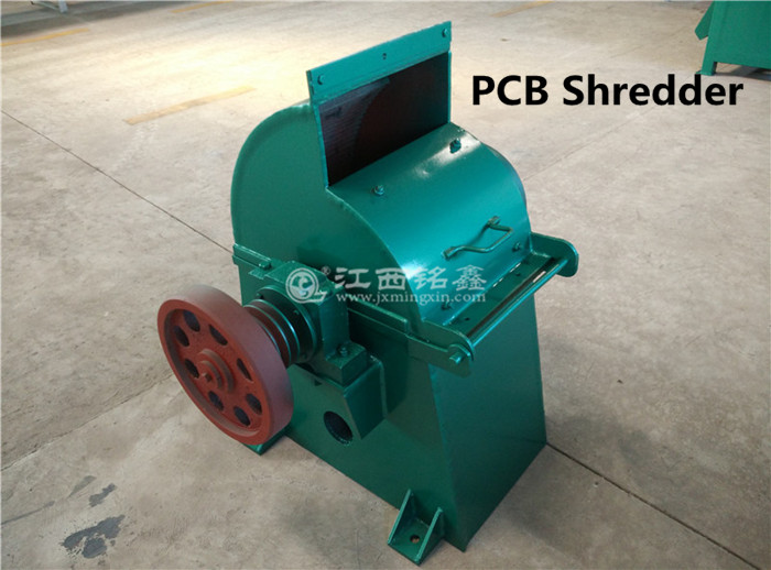 PCB Shredder