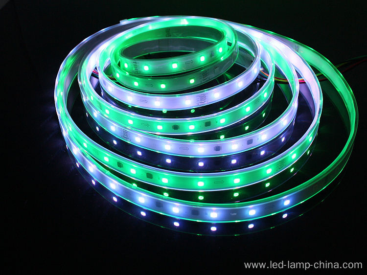 DMX Control Running RGB Dream Color SMD5050 LED Strip Light