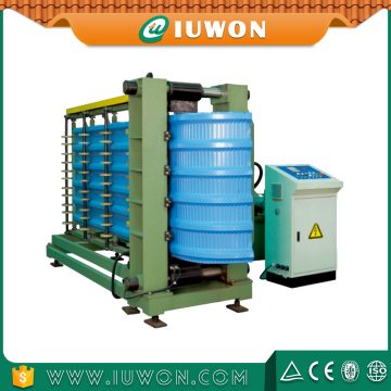 Metal Structure Automatic Auxiliary Roof Crimping Machine