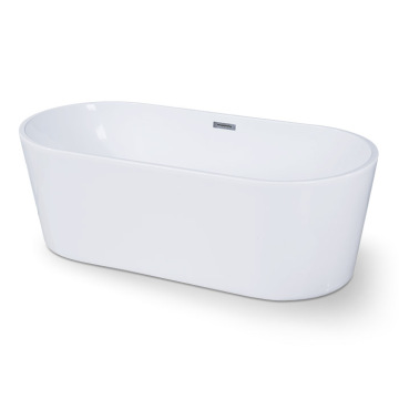 Acrylic Soaking Free Standing BathTub