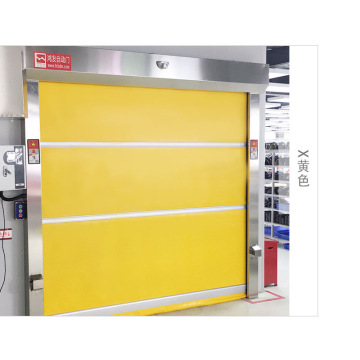 Automatic High Speed Roll Shutter warehouse Door