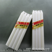 Colored votive church white prayer candles wholesale