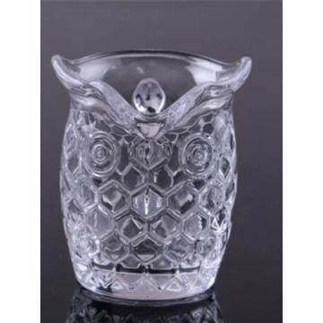 Owl Design Water Glass Tumbler