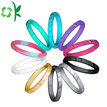 Best-quality Beautiful Silicone Women Ring Fashon Soft Rings