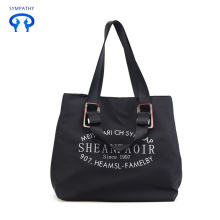 Large print travel bag handbag