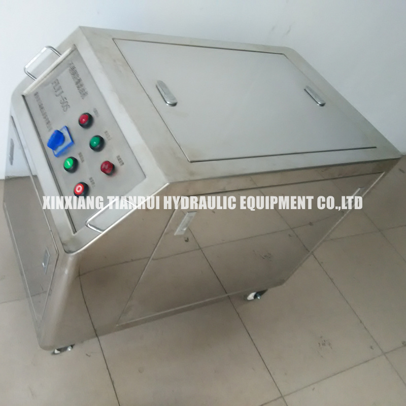 movable oil filter machine(2)