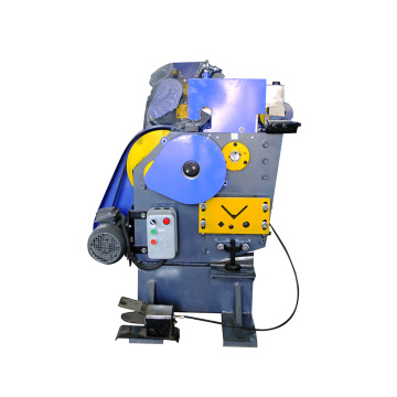 Electric combined punching and shearing machine
