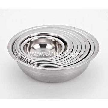 Classic Kitchenware Stainless Steel Basin Bowl