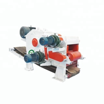 Wood Pallet Chipper Machine