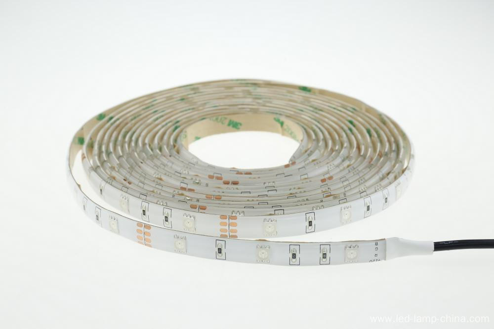 5 color in l led strip 5050