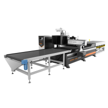 cabinet production line nesting cnc router