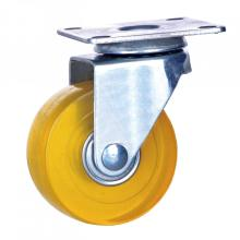 High Quality for China 2'' Wheel Plate Casters,Twin Wheel Casters,Pp Wheel Caster Supplier 2 inch pvc wheel swivel caster export to Nigeria Supplier