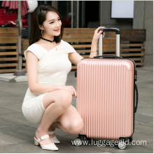 ABS hard carry on luggage wholesale