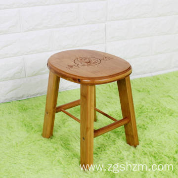 Bamboo Stool for Living Room