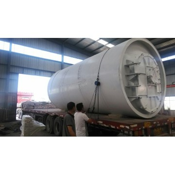 MSW Waste Processing Machine to Oil