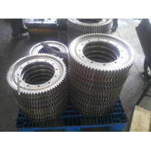 Gearbox sun gear ring