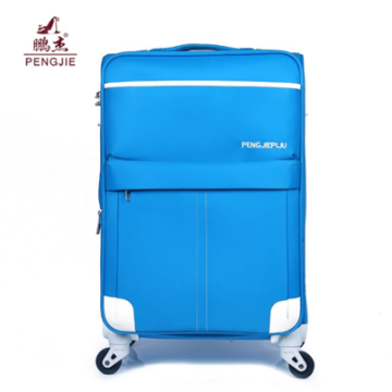 Custom carry on polyester trolley bags