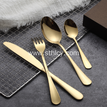 Hot Stainless Steel Plated Tableware