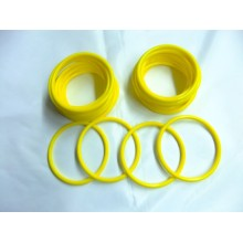 Yellow Silicone NBR VITON EPDM O Ring