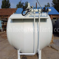 8Cbm Horizontal Cement Feeder