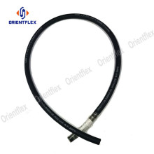 Smooth surface fuel oil resistant rubber hose