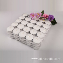 14g unscent multi-purpose candle tealight candle