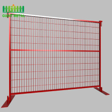 Canada temporary fence Hot sale