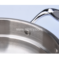 Stainless Steel Mini Hot Pot With Spirit Stove