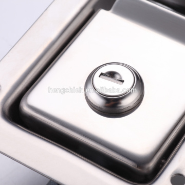 Purchasing for Electrical Panel Lock Silver Mirror-polished 304 SS Special Vehicle Panel Locks export to Eritrea Wholesale