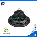 200W waterproof led UFO high bay