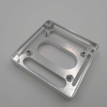 High Precision Customized Milling Aluminum Part