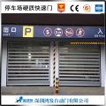 Automatic Spiral Aluminum Alloy High Speed Door