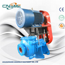 High Quality Industrial Factory for Warman AH Slurry Pumps High Efficiency Slurry Pump supply to Luxembourg Manufacturer